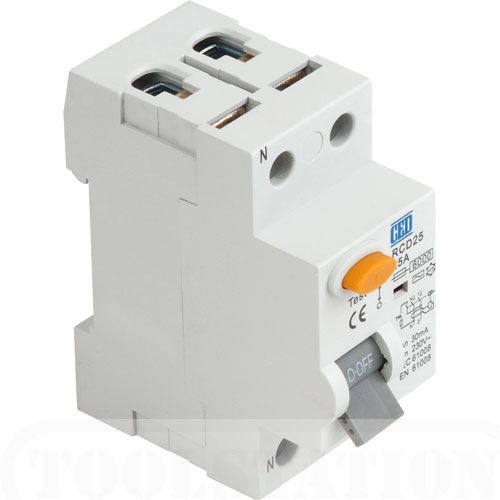 Fuse Box With Rcd : Consumer unit replacement